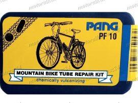 Pang Gumiragasztó Kerékpáros tömlőjavító készlet Pang PF10